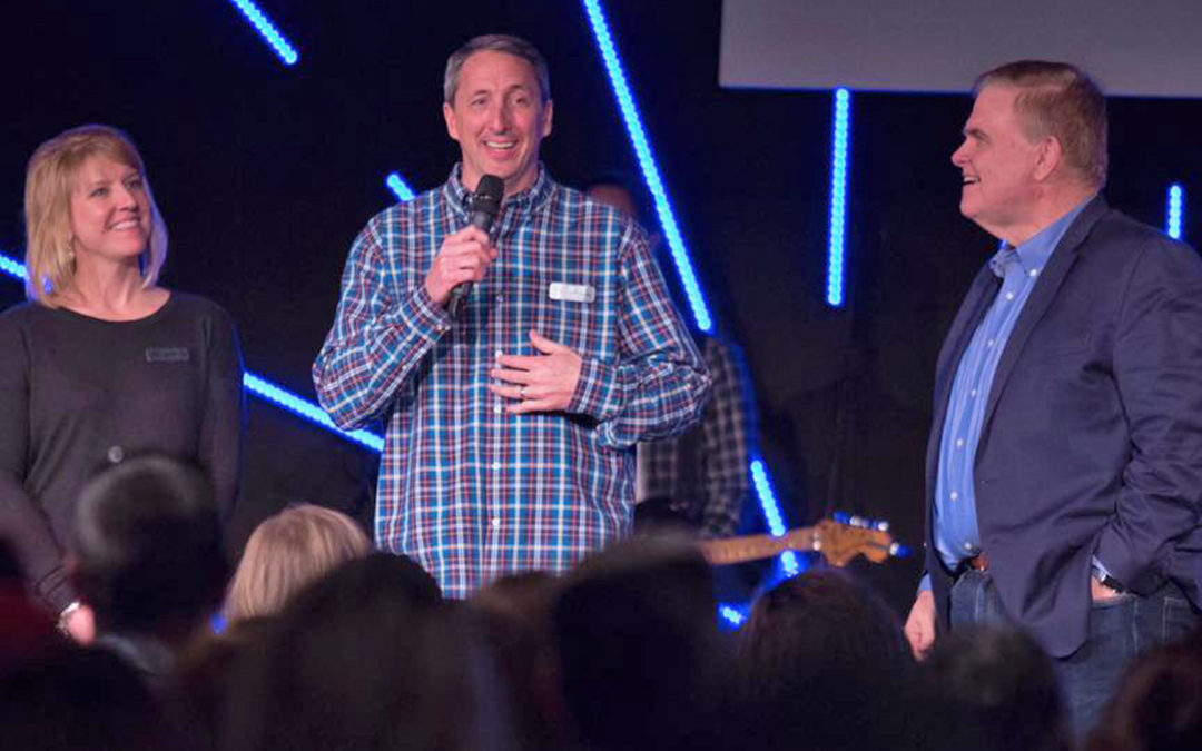 Jeffrey Webb Appointed Bristow Campus Pastor