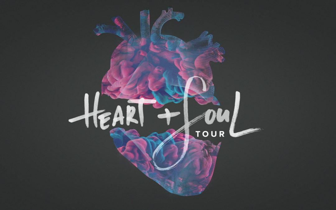 The Heart & Soul Tour Begins!