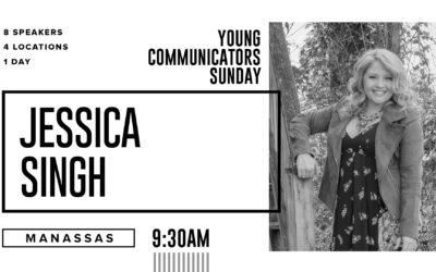 Young Communicators – Jessica Singh