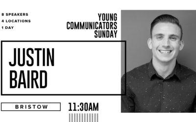 Young Communicators – Justin Baird