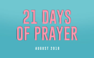21 Days of Prayer Devo – Day 3 – Perspective